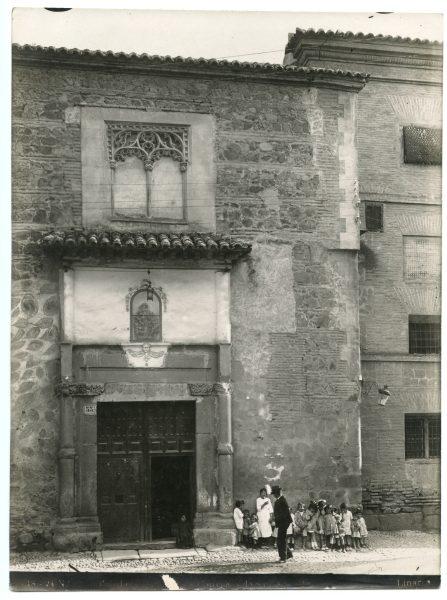 325 - Fachada del convento de San Antonio