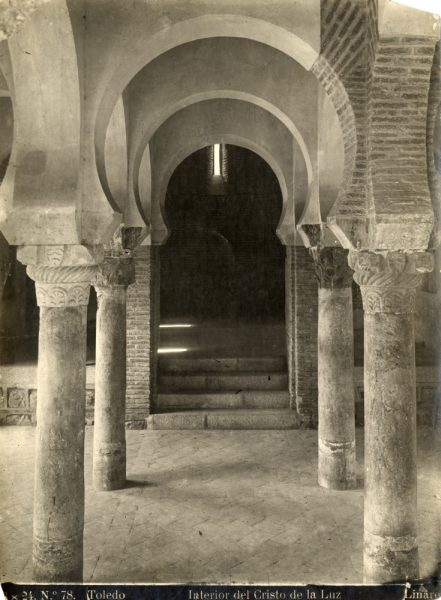 329 - Interior de la Mezquita del Cristo de la Luz