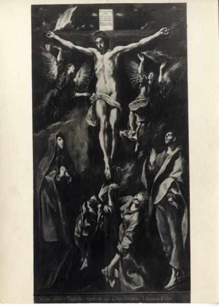 366 - Toledo - Greco - La Crucifixión [Museo del Prado]