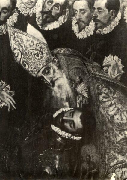 373 - Detalle del Entierro del Señor de Orgaz