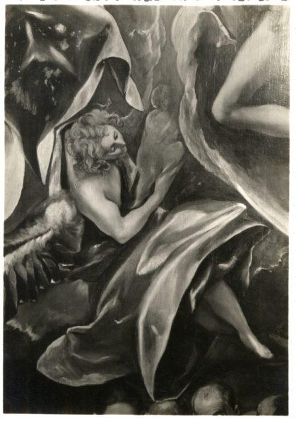 393 - Detalle del Entierro del Señor de Orgaz