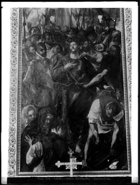395 - Toledo - Greco - El Expolio [Catedral de Toledo]