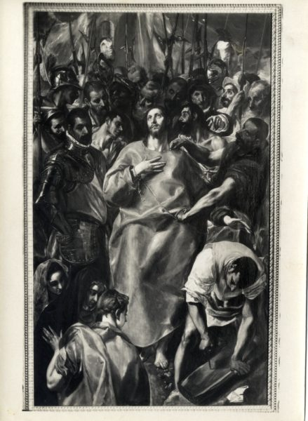 396 - [Toledo - Greco - El Expolio, Catedral de Toledo]