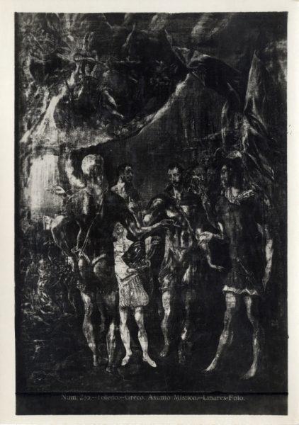 403 - Toledo Greco - Asunto Místico [El martirio de San Mauricio y la legión tebana, Museo de Rumanía]