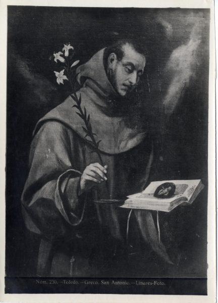 426 - Toledo Greco - San Antonio