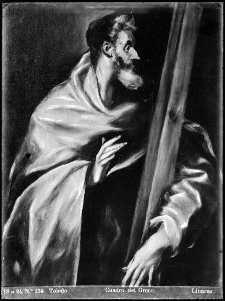 430 - Toledo - Cuadro del Greco - [San Felipe, Museo del Greco]