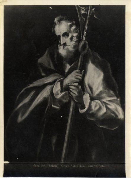 441 - Toledo - Greco - San Judas