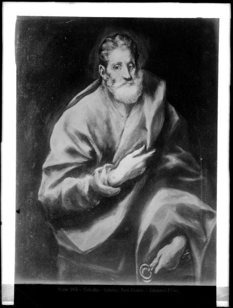 447 - Toledo - Greco - San Pedro [Museo del Greco]