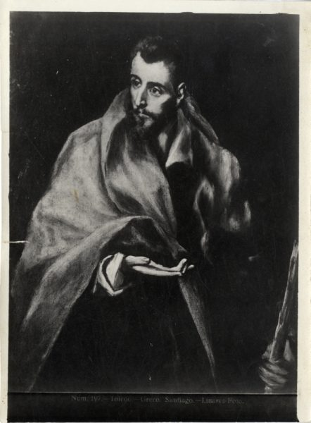 451 - Toledo - Greco - Santiago [el Mayor, Museo del Greco]
