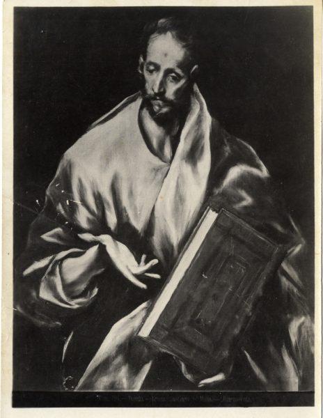 452 - Toledo Greco Santiago el Mena [sic, Menor, Museo del Greco]