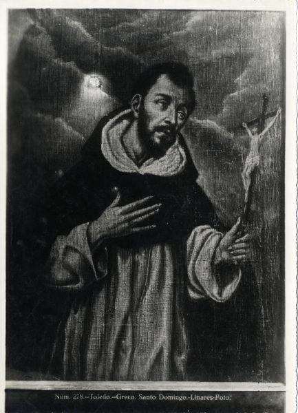 453 - Toledo - Greco - Santo Domingo