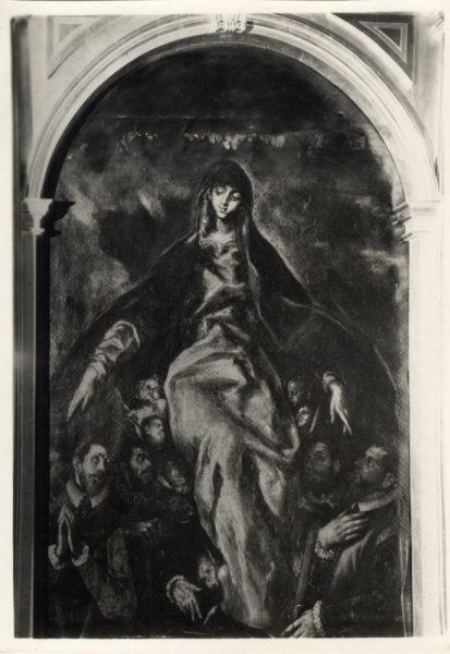 456 - [Greco - Virgen de la Caridad, Hospital de la Caridad de Illescas]