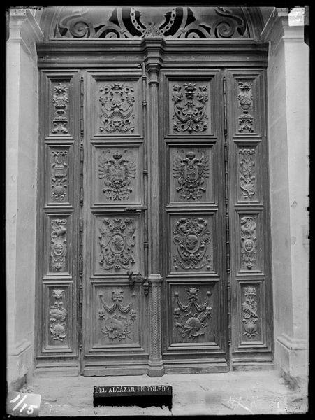 CA-0014-VI_Alcázar-Puerta interior