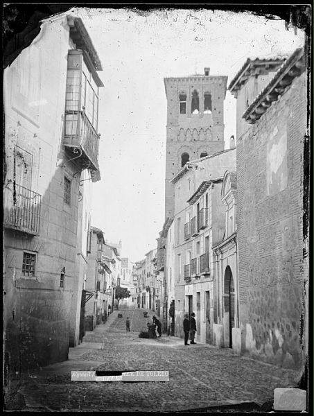 CA-0033-VI_Calle de Santo Tomé y convento de San Antonio