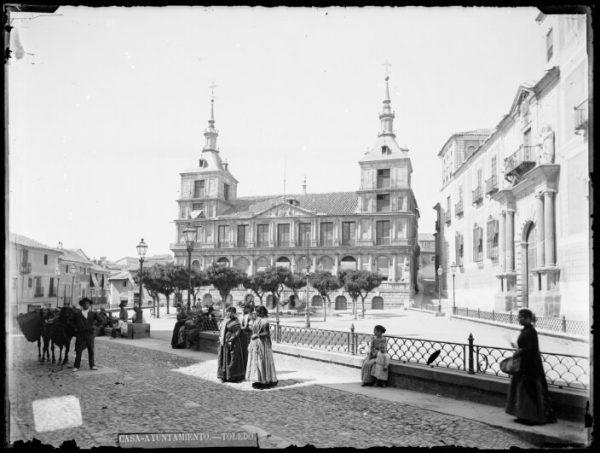 CA-0040-VI_Plaza del Ayuntamiento y Casas consistoriales