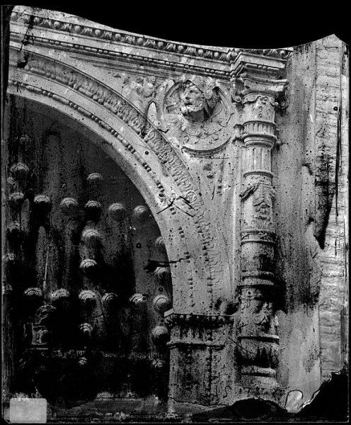CA-0313-VI_Convento de San Clemente-Detalle de la puerta exterior