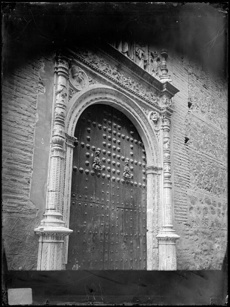 CA-0314-VI_Convento de San Clemente-Puerta exterior de la iglesia