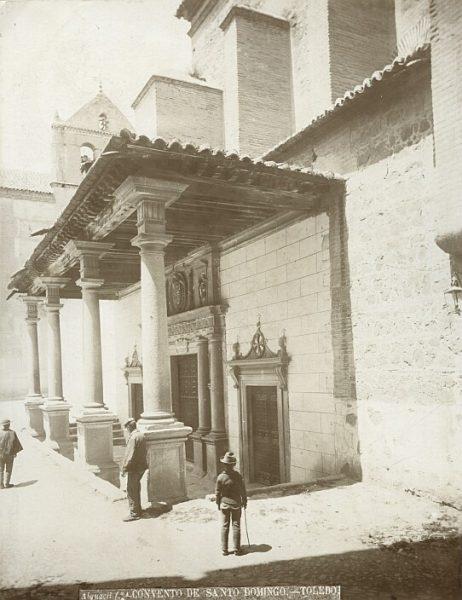 CA-0317-PA_Convento de Santo Domingo el Real-Pórtico