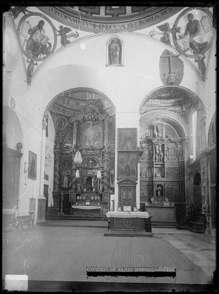 CA-0318-VI_Convento de Santo Domingo el Real-Retablos