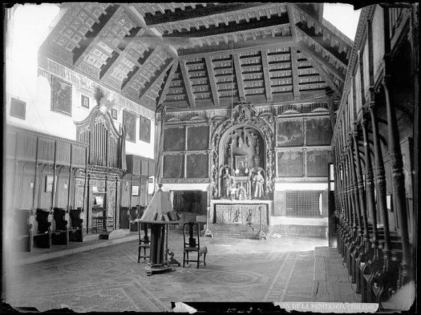 CA-0320-VI_Convento de San Juan de la Penitencia-Coro