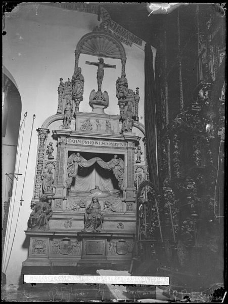 CA-0329-VI_Convento de San Juan de la Penitencia-Sepulcro del Obispo Ruiz