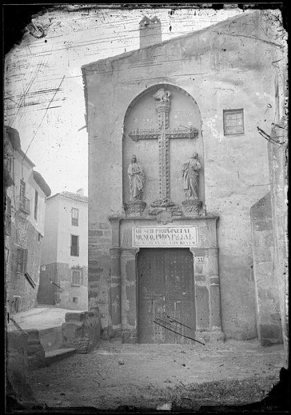 CA-0333-VI_Convento de San Juan de los Reyes-Portada del Pelícano