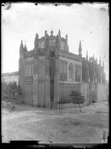 CA-0335-VI_Convento de San Juan de los Reyes-Vista exterior