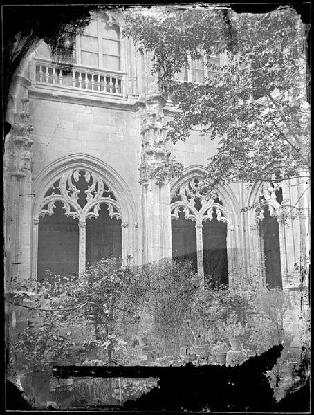 CA-0347-VI_Convento de San Juan de los Reyes-Detalle del claustro