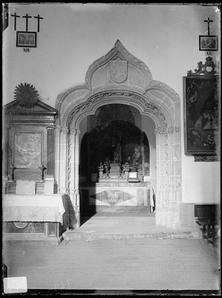 CA-0388-VI_Iglesia de San Justo-Capilla de Juan Guas
