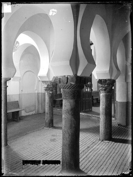 CA-0393-VI_Mezquita del Cristo de la Luz-Interior