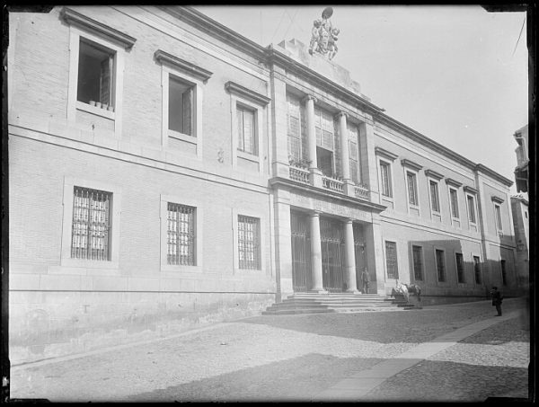 CA-0407-VI_Hospital del Nuncio-Vista exterior