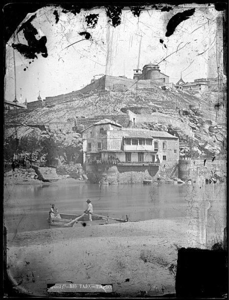 CA-0415-VI_Vista del río Tajo y de la casa del Diamantista