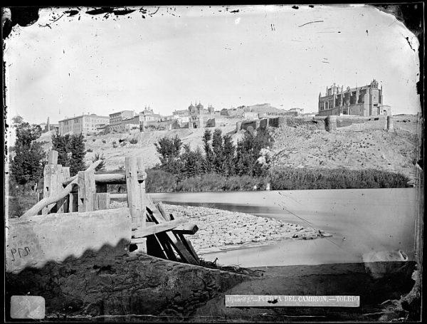 CA-0419-VI_Vista panorámica de Toledo desde el noroeste