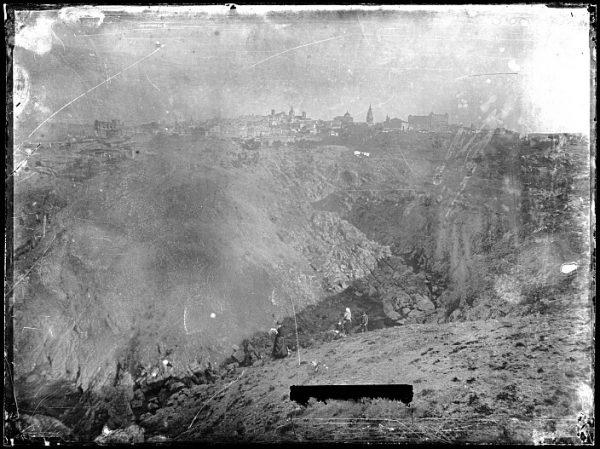 CA-0421-VI_Vista panorámica de Toledo desde el noreste