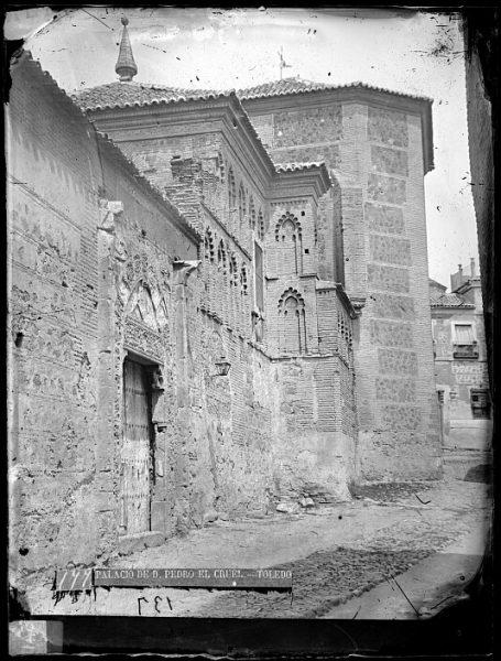 CA-0444-VI_Palacio de Doña Inés de Ayala junto al convento de Santa Isabel-Vista exterior