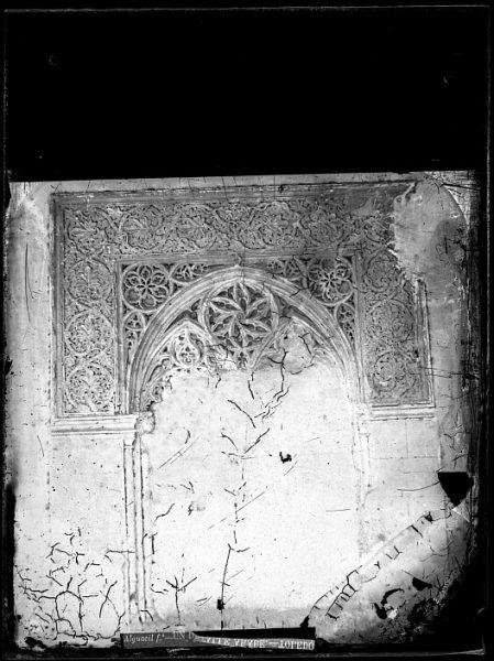 CA-0450-VI_Palacio del Conde de Fuensalida-Arrabá y arco de una ventana