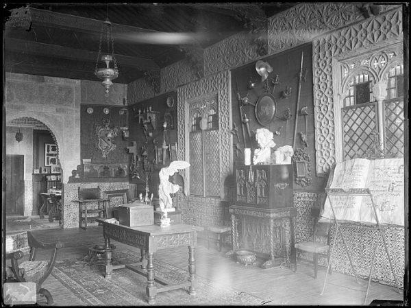CA-0460-VI_Palacio de los Pantoja o de Benacazón-Interior del salón