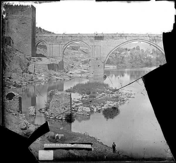 CA-0474-VI_Vista del puente de San Martín y del río Tajo