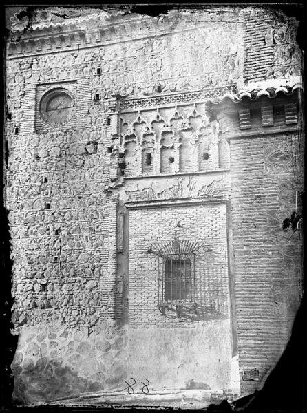 CA-0489-VI_Iglesia de Santiago del Arrabal-Puerta exterior tapiada