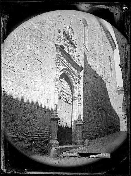 CA-0490-VI_Iglesia del convento de San Clemente-Portada