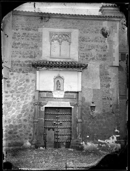 CA-0494-VI_Convento de San Antonio Abad-Fachada principal