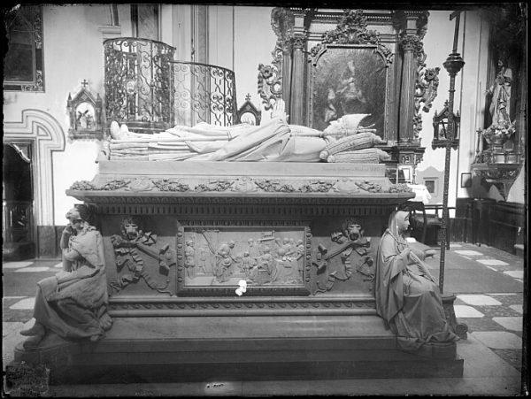 CA-0519-VI_Iglesia del Colegio de Doncellas Nobles-Sepulcro del Cardenal Siliceo