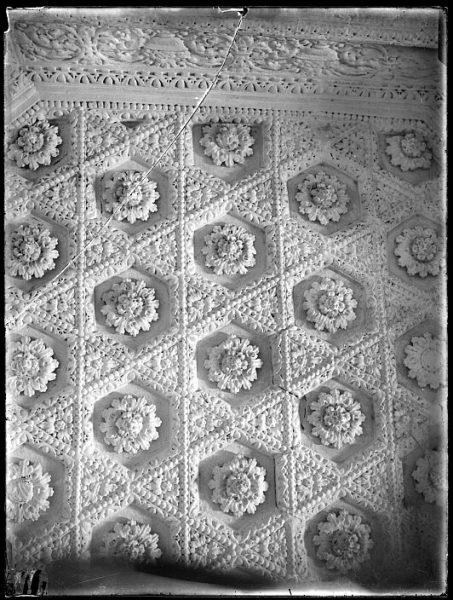 CA-0539-VI_Techo renacentista posiblemente del antiguo Hotel Castilla