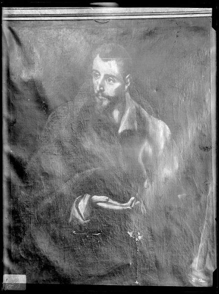 CA-0543-VI_Pintura de Domenico Theotocopuli El Greco-Santiago el Mayor (Apostolado)