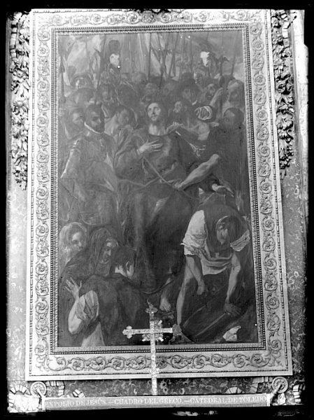 CA-0562-VI_Pintura de Domenico Theotocopuli El Greco-El Expolio