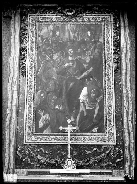 CA-0565-VI_Pintura de Domenico Theotocopuli El Greco-El Expolio