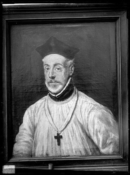CA-0566-VI_Pintura de Domenico Theotocopuli El Greco-Diego de Covarrubias