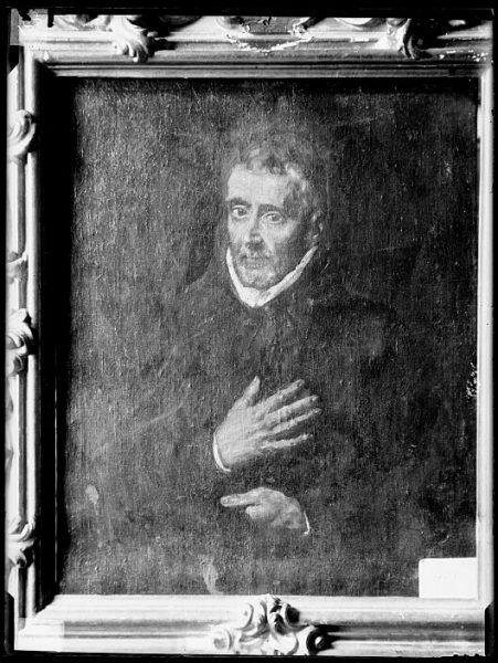 CA-0567-VI_Pintura de Domenico Theotocopuli El Greco-San Juan de Ávila