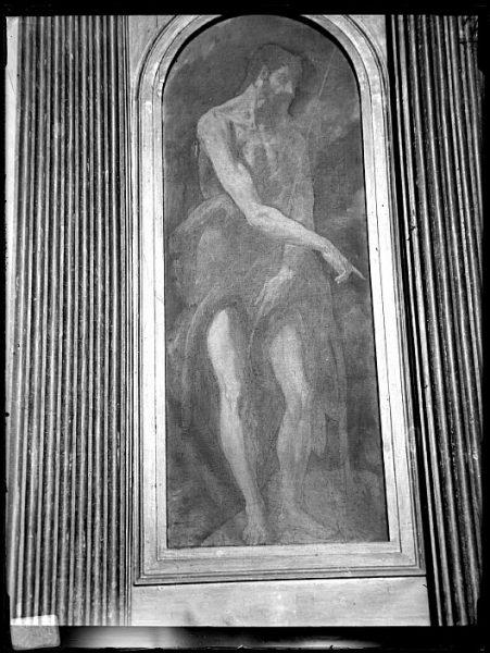 CA-0574-VI_Pintura de Domenico Theotocopuli El Greco-San Juan Bautista