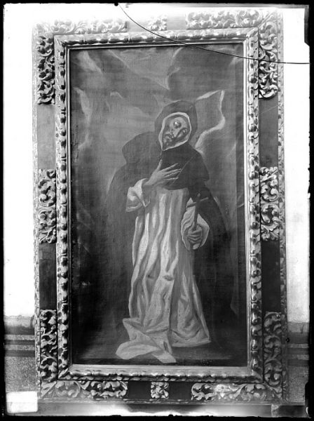 CA-0577-VI_Pintura de Domenico Theotocopuli El Greco-Santo Domingo
